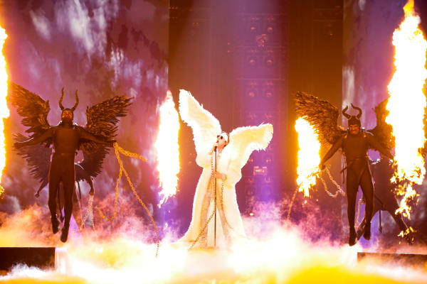 Tix, Eurovision Song Contest 2021
