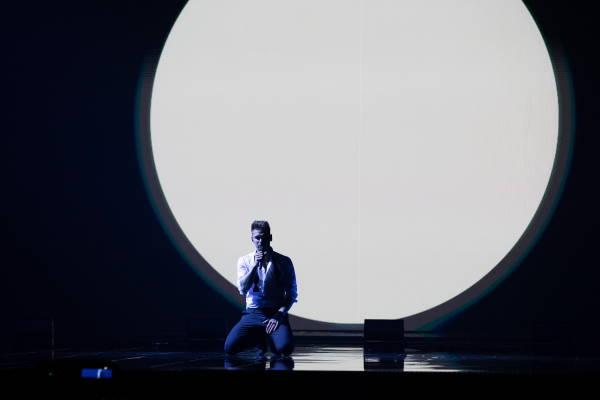 Uku Suviste, Eurovision Song Contest 2021