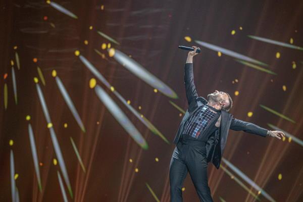 Vasil, Eurovision Song Contest 2021