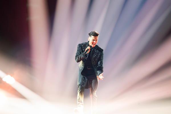 Vincent Bueno, Eurovision Song Contest 2021