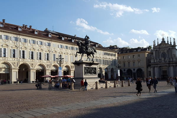 Turin, Eurovision Song Contest 2022